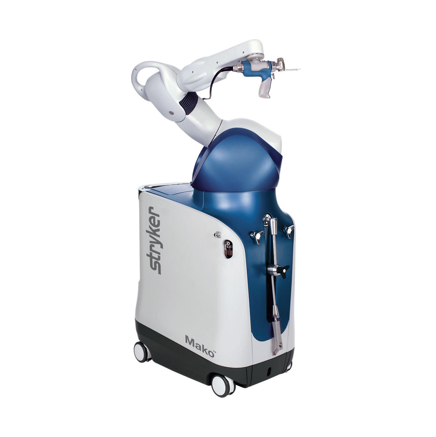 Mako robot-stryker gebruikt door CortoClinics
